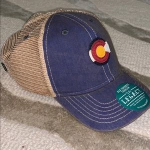 Toddler trucker hat Colorado